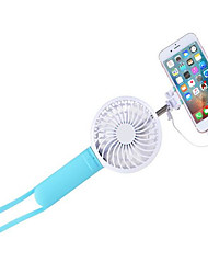 Ventilador de arDesign Portátil Fresco e refrescante Leve e conveniente Silencioso e sem som Regulação da velocidade do vento USB