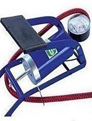 Multitools Pumps Indoor Radsport Wandern Camping Reise Outdoor Multi-Funktions- Faltbar Eisen Metall Blau 1 Stück