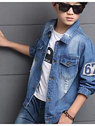 Boys' Fashion Suit & Blazer Winter Long Sleeve