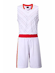 Men's Sleeveless Yoga Taekwondo Jersey + Shorts Skirt Baggy Shorts