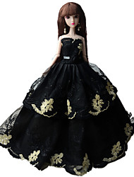 Dresses Dress For Barbie Doll Dress For Girl's Doll Toy
