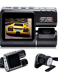 X6 Car DVR Dual Lens Car Camcorder Allwinner A20 Dash Cam with Dual Camera 2 Rear View Camera Vehicle DVR Car Black Box