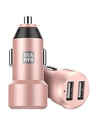 Charge Rapide Autre 2 Ports USB Chargeur Seulement DC 5V/3.4A