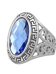Zicron CZ Stone  Mro Pave CZ Anillos Engagement Wedding Finger Rings