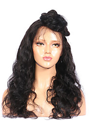 Premier ® 360 Lace Frontal Wig 150% Density 10A Brazilian Human Hair Wigs Body Wave Free Part Wig with Baby Hair