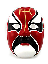Masque peint à la Main Autres