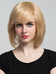 Beautiful BOBO Capless Wigs  Human Hair  Wigs
