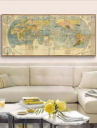 Wall Decor Linen Office/Business Wall Art