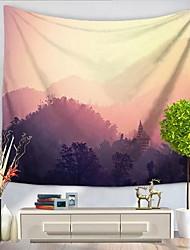 Décoration murale Polyester/Polyamide Avec motifs Art mural,1