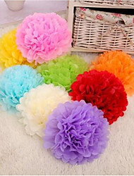 10 / Group Wedding Wedding Wedding Marriage Room Decorate Ornaments Paper Flowers