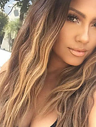 Ombre T1B/4/27 Brazilian Virgin Hair Glueless Lace Wigs Body Wave Full Lace Human Hair Wigs Virgin Remy Hair Wig with Baby Hair