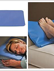 Лето ледяная подушка массажер терапия вставка chillow спальный помощник коврик для мышки облегчение охлаждения гель подушка