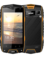 AGM AGM A7 4.0 pulgada Smartphone 4G (2GB + 16GB 8 MP Quad Core 2930)