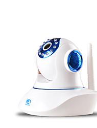 jooan® réseau 720p surveillance vidéo de sécurité de surveillance bébé caméra IP avec deux voies audio
