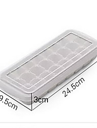 Japan Camellia Silica Ice Lattice Mold Self Freezing Ice Box Ice Bucket Mold Ice Box