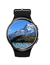 iPS  B09/X3Plus 1GB8GB Android5.1 MTK6580 Quad Core Pedometer Heart Rate Monitor 4.0 Bluetooth Smart Watch