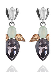 Women's Drop Earrings Acrylic Geometric Alloy Jewelry For Party Daily Casual Stage Party/Cocktail