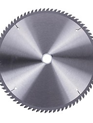 Garra de águia lâmina de serra circular de liga de 10 polegadas de madeira de serra de madeira de 250 x 80t especial em madeira - / 1 peça