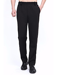 Homme Chinoiserie Taille Normale Chino Pantalon,Mince