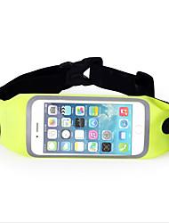 Ceinture poche Sacs Banane pour Sac de Sport Etanche Séchage rapide Bande réfléchissante Sac de Courseiphone 4/5S iPhone 5/5S Iphone