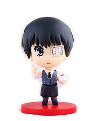Tokyo Ghoul Kaneki Ken Centipede PVC Doll Model 8CM