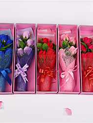 1 Favor Holder-Cuboid Card Paper Gift Boxes