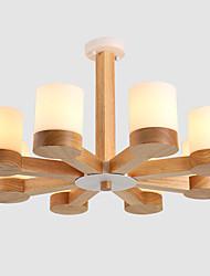 Vestavná montáž ,  moderní - současný design Tradiční klasika Retro Země Dřevo vlastnost for LED Dřevo / bambusObývací pokoj Ložnice