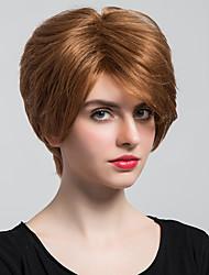 Новые самые модные удобные короткие прямые волосы парики для человека