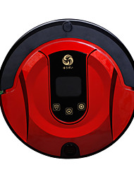 Robot Vacuum Cleaner FR-8 Wet and Dry Mopping Remote Control Self Recharging Avoids Falling Virtual Wall Anti-collision SystemRemote LED Screen