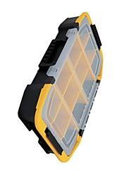 Stanley-Box 20 Kunststoff-Kunststoff-Teile Box-Box von Box von elektronischen Komponenten Box / 1