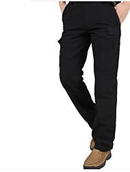 Hombre Pantalones de protección Mantiene abrigado Pantalones/Sobrepantalón para Camping y senderismo Deportes de Nieve