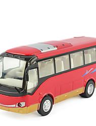 Carrinhos de Fricção Brinquedos Criativos & Pegadinhas Ônibus Metal