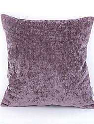 Chenille Pillow Case- Lavender