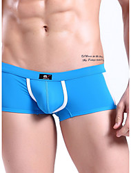 Homme Masculin Sexy Mosaïque Boxers
