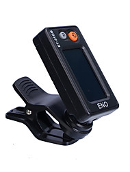 ENO ET-31GB Electronics Digital Automatic Chromatic Clip Guitar Bass Tuner Black