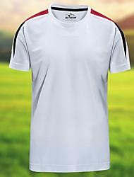 Herrn T-Shirt für Wanderer Rasche Trocknung Atmungsaktiv T-shirt für Camping & Wandern Sommer M L XL XXL XXXL