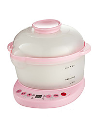 Kitchen Plastic Shell Food Steamers