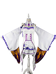Cosplay Suits Inspired by Cosplay Cosplay Anime Cosplay Accessories Skirt Sleeve Shoes More Accessories Wig Female