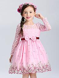 Robe de Soirée Courte / Mini Robe de Demoiselle d'Honneur Fille avec