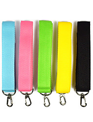 New Style Hot Sales 2.5cm Nylon Dog Traction Belt Pet Traction Rope Fashion Cat Dog Harness Pet Product