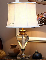 30 Contemporaneo Lampada da tavolo , caratteristica per Cristallo , con Altro Uso Interruttore On/Off Interruttore