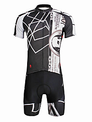 Paladin Sport Men  Cycling Jersey  Shorts Suit DT750