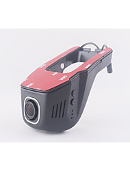 Generalplus (Тайвань) HD 1280 x 720 1080p Автомобильный видеорегистратор Нет экрана (выход на APP) Экран 1024Автомобильный