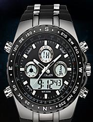 Watches Men SPOTALEN Brand Luxury Sport Watch Men's Wrist Watch Military Digital LED Watches Quartz Wristwatch Relogio Masculino