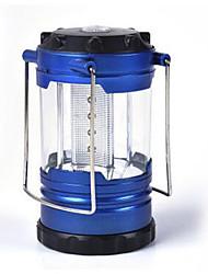 Linternas y Lámparas de Camping Lumens Modo Mini Estilo Emergencia para Camping/Senderismo/Cuevas Múltiples Funciones Azul Real
