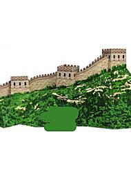 Jigsaw Puzzles DIY KIT 3D Puzzles Building Blocks DIY Toys Famous buildings Chinese Architecture Architecture