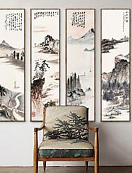 Décoration murale Contemporain Asiatique Art mural