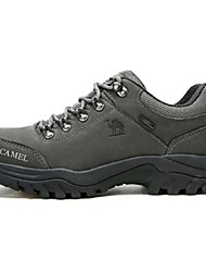 Camel Men's Outdoor Climb Anti-skidding Durable Hiking Shoes Color Grey/Coffee