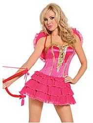 Costumes de Cosplay Costume de Soirée Reine Déesse Ange et Diable Cosplay Fête / Célébration Déguisement d'Halloween Autres RétroRobe