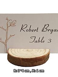 Cartes de Lieux Bouchons de bouteille Porte-cartes de lieu Décapsuleur Cadeaux Utiles Carte de numéro de table Cadeaux Cloche de Mariage